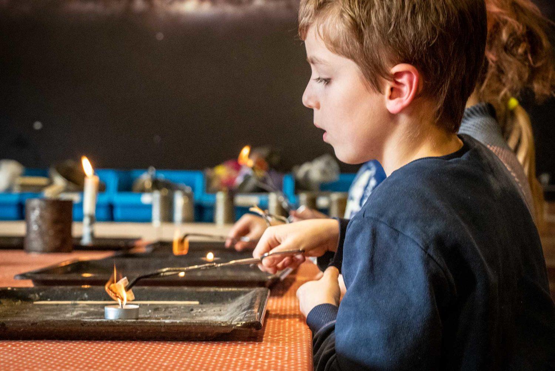 Kindergeburtstag Kokeln Museum am Schoelerberg