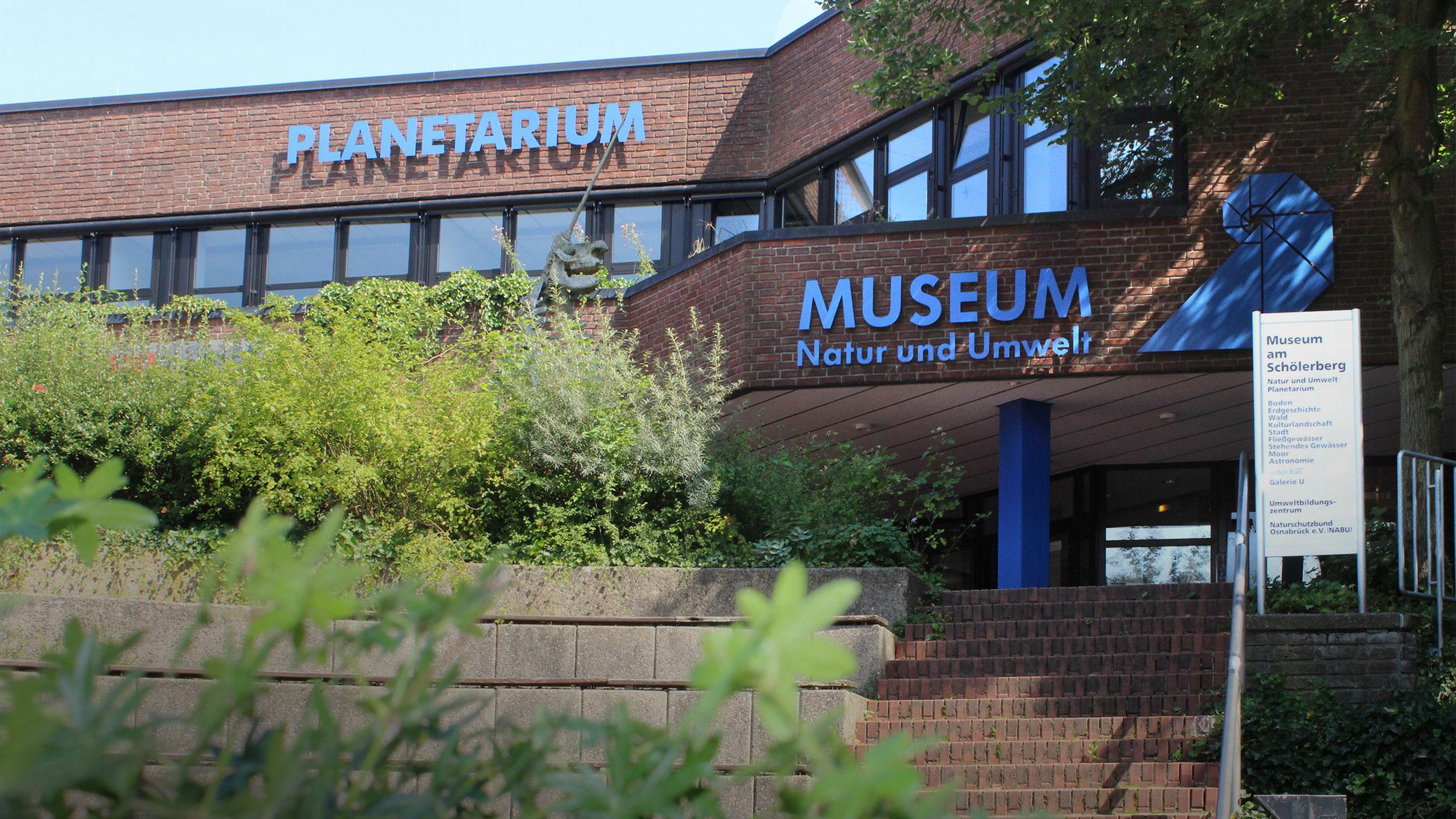 Museum am Schölerberg Eingang
