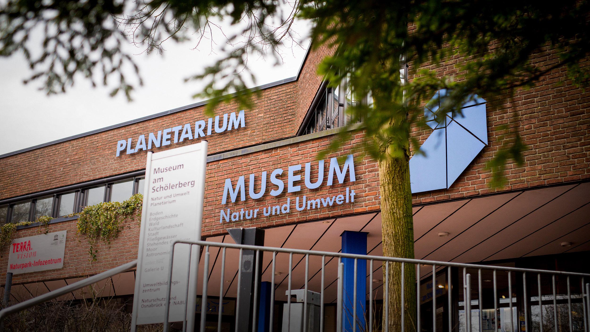 Museum am Schölerberg Foto: Detlef Heese