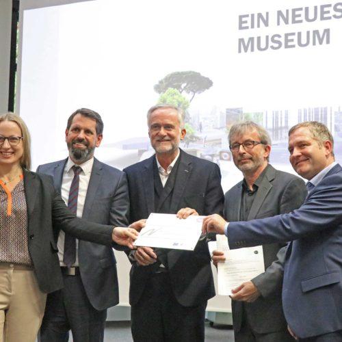 Förderung Neue Dauerausstellung Museum am Schölerberg