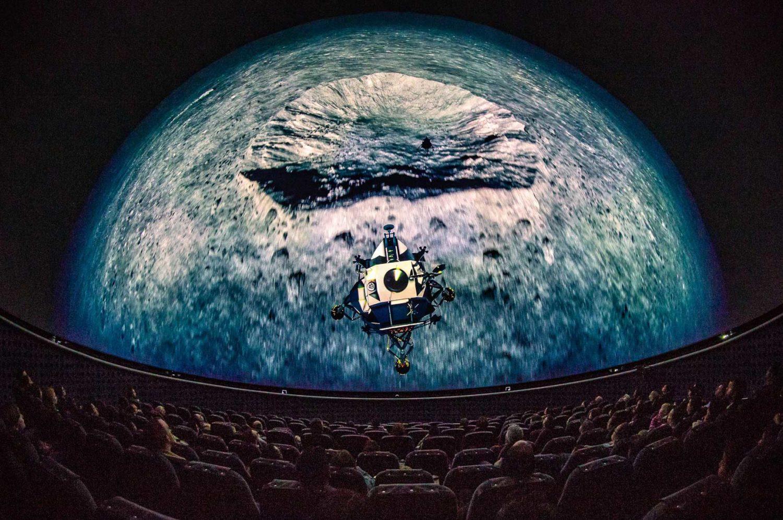 Capcom go! Mit Apollo zum Mond - Planetarium Osnabrueck