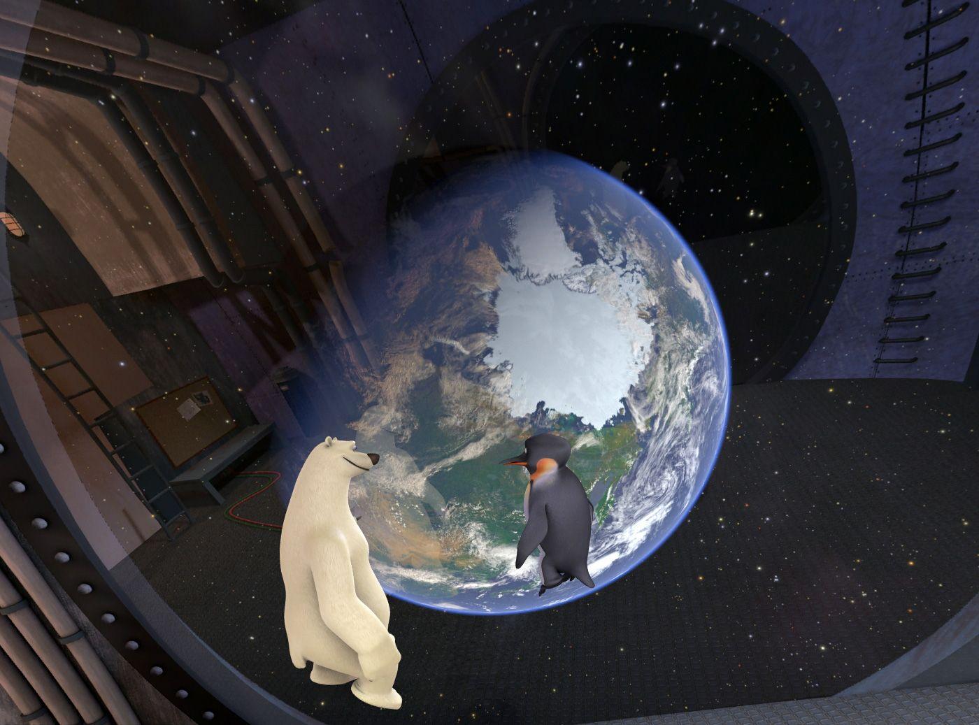 Polaris und das Rätsel der Polarnacht