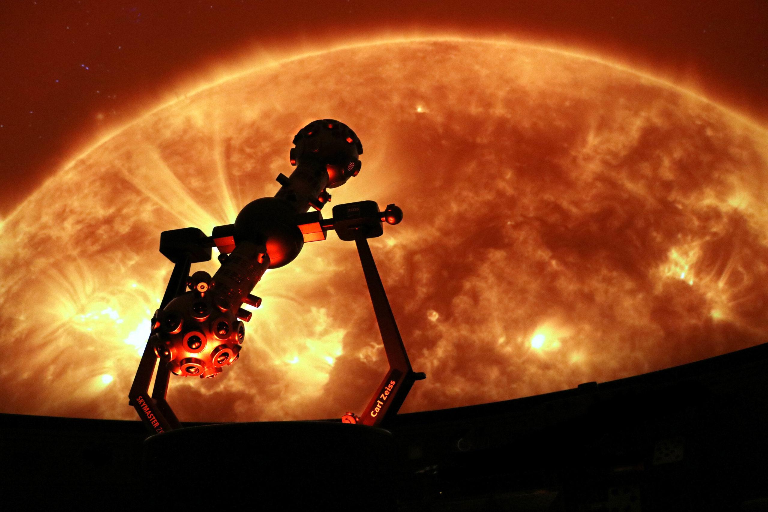 Die Sonne - Unser lebendiger Stern