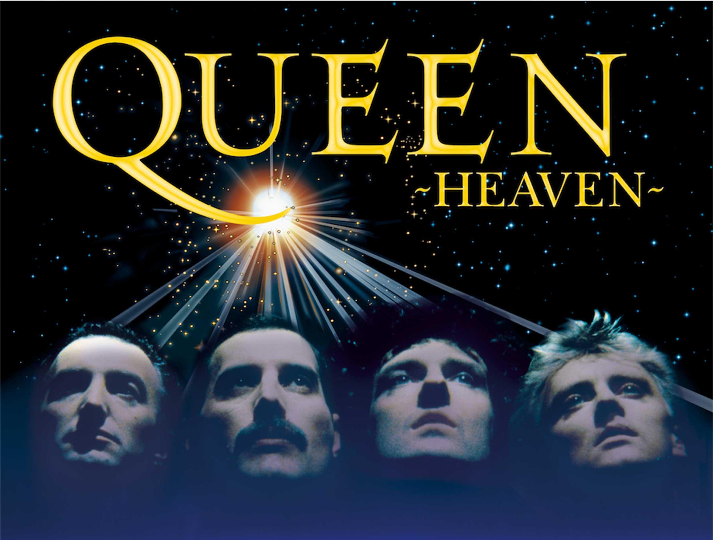 Queen Heaven Musikshow Planetarium
