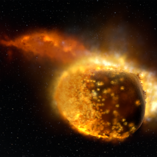Erde - Die Geburt eines Planeten