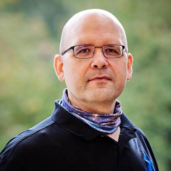 Dr. Thorsten Ratzke ist Leiter der Planetarium in Osnabrück