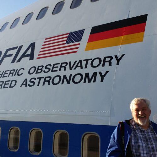 Unterwegs mit SOFIA: Vortrag mit Dr. Andreas Hänel